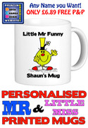 Mr Funny Man Personalised Mug Cup