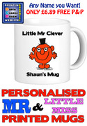 Mr Clever Man Personalised Mug Cup