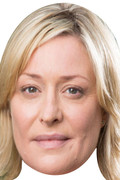 Jane Beale 2015 Celebrity Face Mask