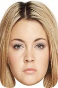 Lacey Turner Aka Stacey Slater 2015 Celebrity Face Mask
