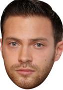 Matt Di Angel AKA Dean Wicks 2015 Celebrity Face Mask