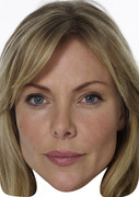 Ronnie Mitchell Samantha Womack 2015 Celebrity Face Mask