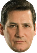 Tony Hadley Iâ'm A Celeb 2015 Celebrity Face Mask