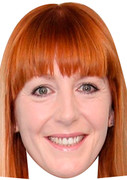 Yvette Fielding Iâ'm A Celeb 2015 Celebrity Face Mask