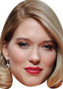 Lea Seydoux  Bond 2015 Celebrity Face Mask