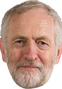 Jeremy Corbyn POLITICIANS 2015 Celebrity Face Mask