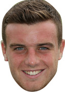 George Ford Rugby 2015 Celebrity Face Mask