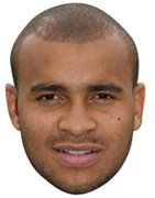 Jonathan Joseph Rugby 2015 Celebrity Face Mask