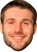 Ben Cohen Sports 2015 Celebrity Face Mask