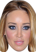 Lauren Pope TOWIE 2015 Celebrity Face Mask