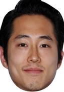 Steven Yeun Walking Dead 2015 Celebrity Face Mask
