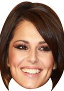 Cheryl Fernandez MUSIC STAR 2015 Celebrity Face Mask