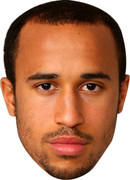 Andros Townsend FOOTBALL 2015 Celebrity Face Mask