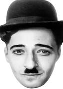 Charlie Chaplin MOVIES STARS 2015 Celebrity Face Mask