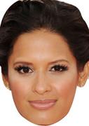 Rocsi Diaz Movies Stars 2015 Celebrity Face Mask