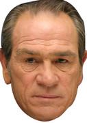 Tommy Lee Jones Movies Stars 2015 Celebrity Face Mask