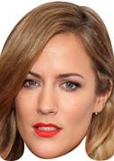 Caroline Flack TV STARS 2015 Celebrity Face Mask