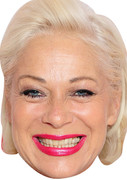Denise Welch - Benidorm TV STARS 2015 Celebrity Face Mask