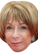 Gail Platt TV STARS 2015 Celebrity Face Mask