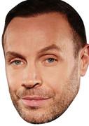 Jason Gardiner TV STARS 2015 Celebrity Face Mask