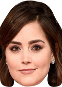 Jenna Louise Coleman TV STARS 2015 Celebrity Face Mask