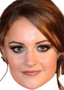 Paula Lane TV STARS 2015 Celebrity Face Mask
