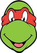 Raphael Turtles Mask Tv Stars 2015 Celebrity Face Mask