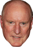 Ray Meagher - Alf Ramsey TV STARS 2015 Celebrity Face Mask