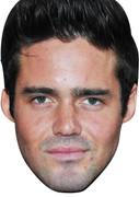 Spencer Matthews Towie TV STARS 2015 Celebrity Face Mask