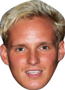 Jamie Laing  Made In Chelsea Celebrity Face Mask