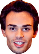 Marc Francis Vandelli - made in chelsea Celebrity Face Mask