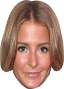 millie mackintosh - made in chelsea Celebrity Face Mask