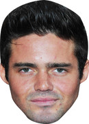 Spencer Matthews - made in chelsea Celebrity Face Mask