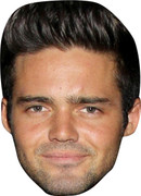 Spencer Matthews 2  - made in chelsea Celebrity Face Mask