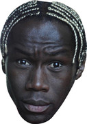 Bacaray Sagna - Celebrity Face Mask