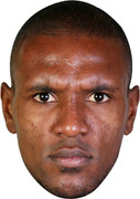 eric_abidal Barcelona Footballer  -  Celebrity Face Mask