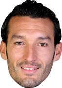 Gianluca_Zambrotta Barcelona Footballer Celebrity Face Mask