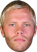 GUDJHONSEN Barcelona Footballer Celebrity Face Mask