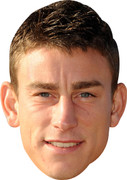 Laurent Koscielny Celebrity Face Mask