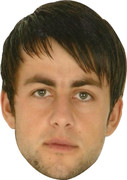 Lukasz Fabianski 2 Celebrity Face Mask
