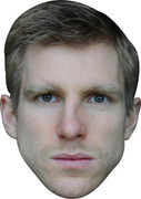 Mertesacker Celebrity Face Mask