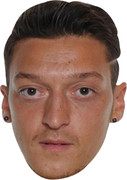 Mesut Ozil Footballer Celebrity Face Mask