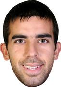 Oleguer Presas Barcelona Footballer Celebrity Face Mask