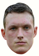 Phil Jones Celebrity Face Mask