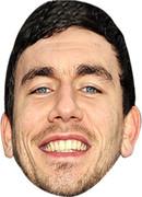 Robert Snodgrass Celebrity Face Mask