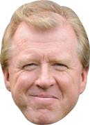 Steve Mclaren Celebrity Face Mask