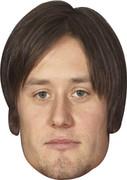 Tomas Rosicky Celebrity Face Mask