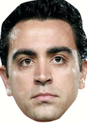Xavi Celebrity Face Mask