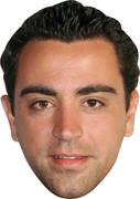 Xavi1 Barcelona Footballer Celebrity Face Mask