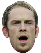 Alun Wyn jones Celebrity Face Mask